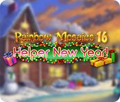 Rainbow Mosaics 16: Helper New Year! game