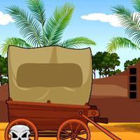 play G2J Desert Cottage Escape