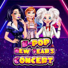 K-Pop New Year'S Concert game