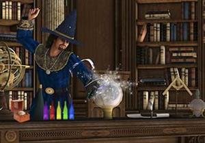 Wizard House Escape (365 Escape game