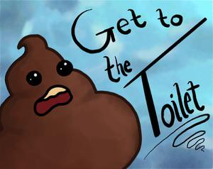 play Get To The Toilet (Html5 Version)