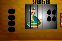 play G2M Lazy Snake Rescue