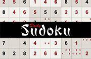Neon Daily Sudoku - Play Free Online Games | Addicting game