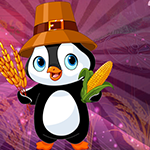 Virtuous Farmer Penguin Escape game