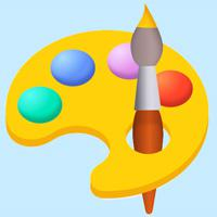 Paint Puzzle game