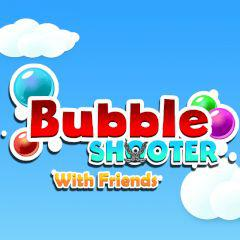 Bubble Shooter With Friends game