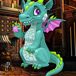 Winsome Dragon Escape game