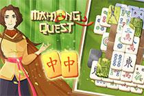 Mahjong Quest game