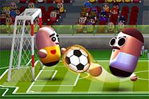 Pill Soccer game