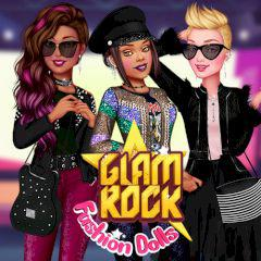 Glam Rock Fashion Dolls game