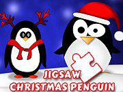 play Christmas Penguin Puzzle