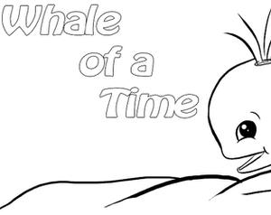 Whale Of A Time game
