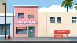 The Matchmaker - Love & Roguelite game
