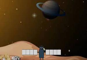 Rescue The Girl From Mars game