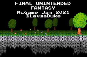 play Final Unintended Fantasy (Team22)