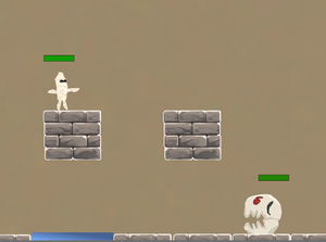 play Castle Level