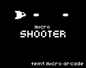 play Micro Shooter