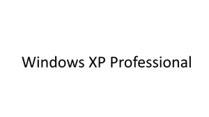 play Windows Xp Professional