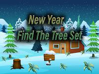 Top10 New Year Find The Tree Set game