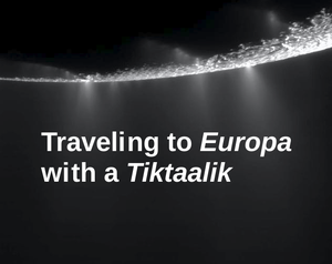 play Traveling To Europa With A Tiktaalik