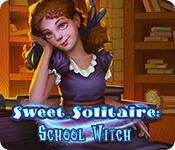 Sweet Solitaire: School Witch game