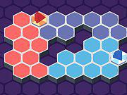 Hexapath game