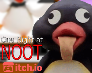 One Night At Noot: Itch.Io Port game