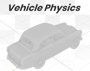 Vehicle Physics game