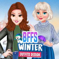 play Bffs Winter Outfits Design