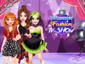 Influencer Fashion Tv-Show game