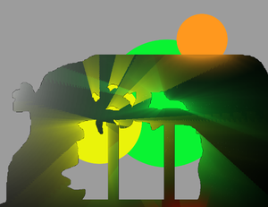 play Sunray Lighting System 2D (Showcase)