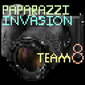 Paparazzi Invasion! game