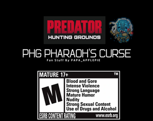 Phg Pharaoh'S Curse game
