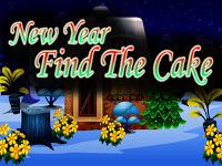 Top10 New Year Find The Cake game