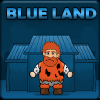 G2J Man Escape From Blue Land game