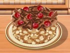 Sara'S Cooking Class: Chocolate Cake - Free Game At Playpink.Com game