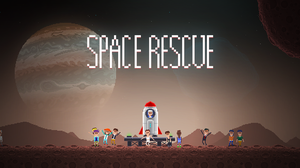 Space Rescue game