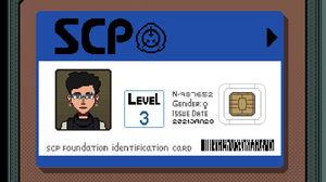 Scp Key-Card Editor (V. 1.0) game