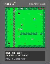 Walk The Dogs game