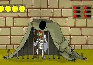 Zombie Warrior Escape game