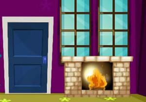 Purple House Escape (Games 2 Mad game