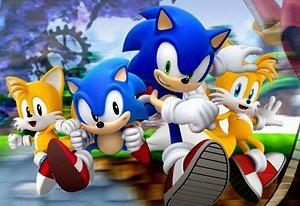Sonic Generations 2 game