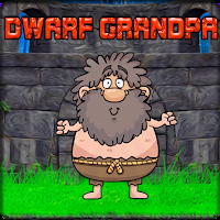 G2J Dwarf Grandpa Escape game