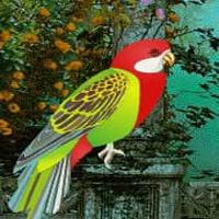 Fantasy World Parrot Escape Html5 game