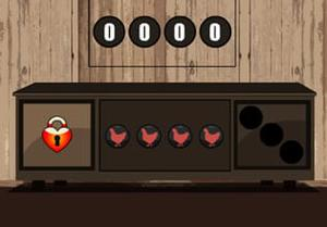 Wooden House Escape (Games 2 Mad game