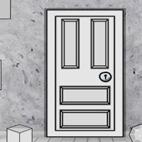 G2J Escape From Old Black And White Avenue House game