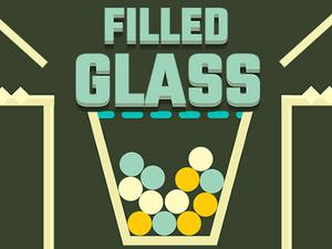play Filled Glass