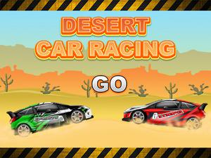 play Desert Car Racing