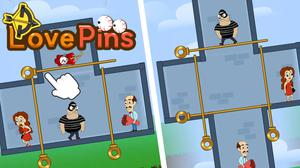 play Love Pins