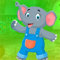 play G4K-Lovely-Baby-Elephant-Escape-